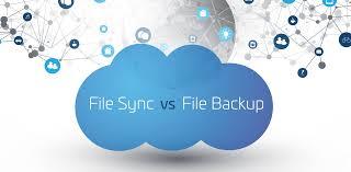 backup-vs-sync